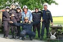 Smysl pro humor nechybí ani černovickým hasičům. Bez něj to zkrátka nejde nikde a co se hasičského cechu týče, tak to platí dvojnásob.