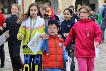Mírový běh začal 20. května v Aši a 11. června skončí na ukrajinské hranici.