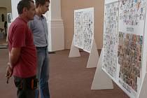 Výstava Jana Zoubka