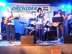 Orchidea se po obnovení činnosti představuje v sestavě Honza Král (baskytara), Jarda Křiklava (bicí), Dana Vesecká (zpěv), František Nebesař (kytara) a Vladimír Vesecký (kytara).