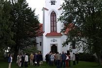 Středem veškerého dění bude v neděli moravečský kostel