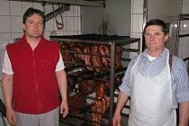 Libor a Václav Dvořákovi