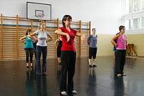 Letní škola tance v Pelhřimově
