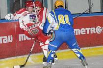 Pelhřimovští junioři v duelu s Břeclaví bojovali, dvakrát si vytvořili slibný náskok, ale v závěru ho trestuhodně ztratili. Ligu si tak Spartak nezahraje.