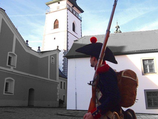 Stylový Jiří Cihlář v Pelhřimově.