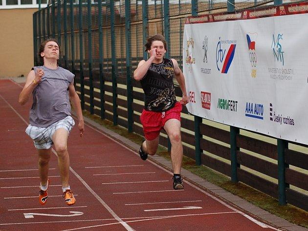 Jednou z disciplín Odznaku všestrannosti byl běh na šedesát metrů.