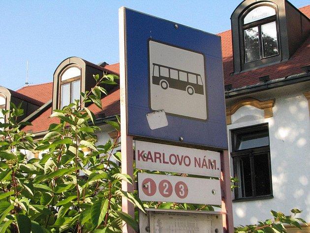 MHD Pelhřimov. Ilustrační foto.