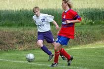 Souboj Vyskytné s Plačkovem byl ozdobou loňského ročníku III. třídy. Rozhodně není ke škodě fotbalu, že si oba týmy v nové sezoně zahrají Poutník ligu.