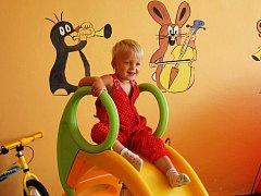Mateřské centrum Sovička získalo vlastní prostory. Na své první narozeniny a zároveň na Den dětí se přestěhovalo do Španovského ulice v Pacově.