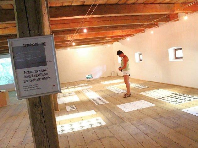 V Galerie Bernarda Bolzana v Těchobuzi mohou milovníci umění zhlédnout novou výstavu.