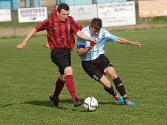 Fotbalisté Košetic míří za vstupenkou do krajského přeboru.