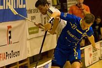 Středeční duel mezi Pelhřimovem a Turnovem určí semifinalistu Národní ligy.