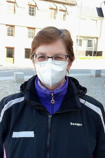Stanislava Řeháčková, 63let, důchodkyně