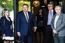 Podnikatelé z Pelhřimovska se sešli v Humpolci.