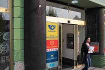 Pelhřimovská pošta už je v novém.