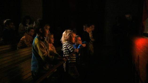 Festival loutkových představení pro děti Humpolecká marioneta