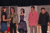 Divadelní představení Motýli v Žirovnici