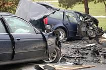 Nehoda u Onšovic