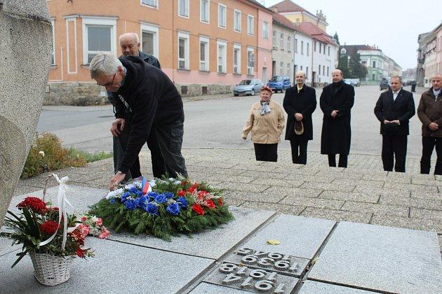 Žirovničtí uctili památku padlých.