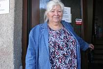 Anna Řádová pracuje pro Oblastní charitu Pelhřimov.