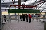 Otevření nového kravína v Humpolci
