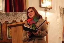 Koncert Jany Kastnerové v Křeči