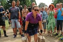V rámci akce Pelhřimov! Město rekordů ŽIJE! se představí například Michala Struppová, rekordmanka ve Farmářském běhu žen.