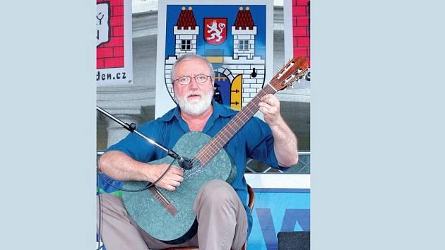 Kytarový virtuos Štěpán Rak