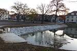 Strachovské rybníky v Pelhřimově jsou po rekonstrukci.