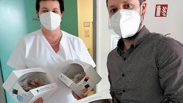 Pelhřimovská nemocnice přeje klidné Velikonoce děkuje všem dárcům
