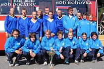 Zástupci kraje Vysočina na Mistrovství ČR v požárním sportu v Plzni