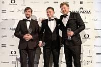 Českého lva za nejlepší zvuk k filmu Domestik získali Jakub Jurásek, David Titěra a Jan Šulcek.