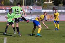 FC Písek – FK Slavoj Vyšehrad 4:2 (3:1).