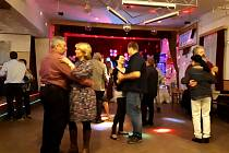 Obecní ples v Ražicích.