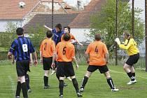 Také poslední květnový víkend pokračovaly okresní fotbalové soutěže na Písecku dalšími zápasy. A střelci byli při chuti.