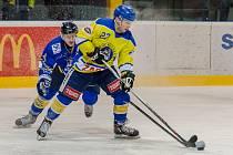 Výborný výkon píseckých hokejistů na Kobru nestačil
