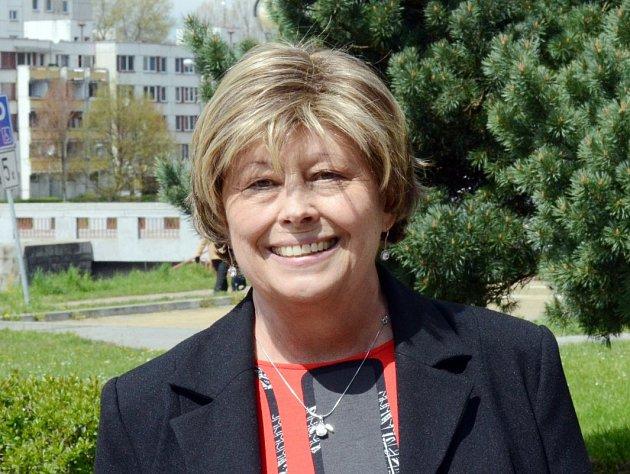 Eva Vanžurová, starostka města Písek