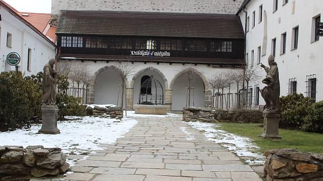 Písek, Prácheňské muzeum. Ilustrační foto