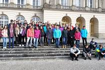 Žáci devátých tříd poznávali Bavorsko.