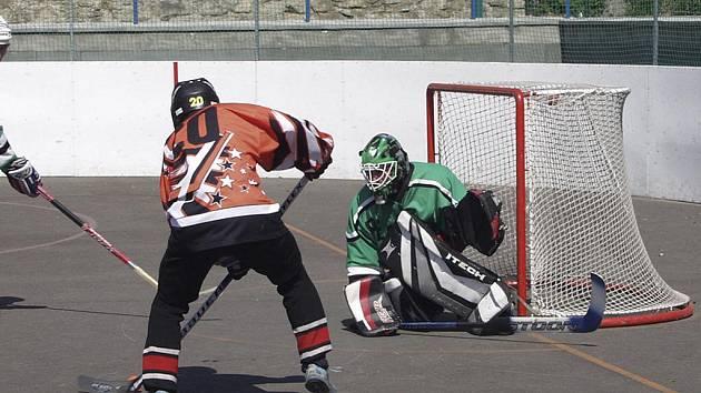 V sobotu 1. května od 11 hodin přivítají hokejbalisté HC ŠD Písek v zápase prvního kola play off 2. NHbL tým SK Pedagog České Budějovice.