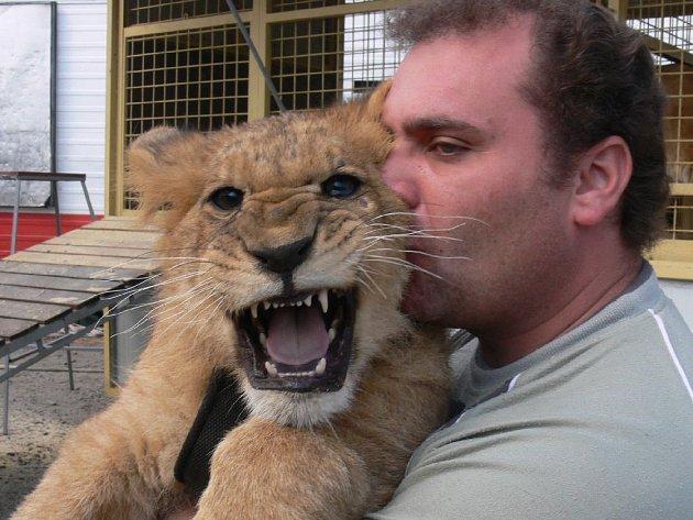 Osmnáctiměsíční Tango je ještě taková malá berberská kočička...