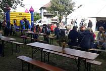 Sousedské setkání aneb Jídlobraní v Kovářově.