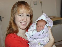Tereza Matasová se narodila 7. 12. 2017 v 7.17 hodin Ludmilea Václavovi Matasovým z Volyně. Vážila 3050 g a měřila 49 cm.