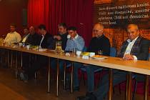 Panelová diskuze nejen na téma svoboda.