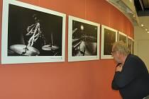 Výstavy v Galerii Portyč v Písku. Ilustrační foto.