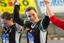 Andrea Königová patřila k nejlepším hráčkám utkání se Sencem.
