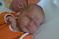 Barbora Dušková z Vodňan. Dcera Lucie a Jiřího Duškových se narodil 24. 7. 2019 v 7.15 hodin. Při narození vážil 4750 g a měřil 52 cm. Doma ji čekal bráška Erik (2,5).