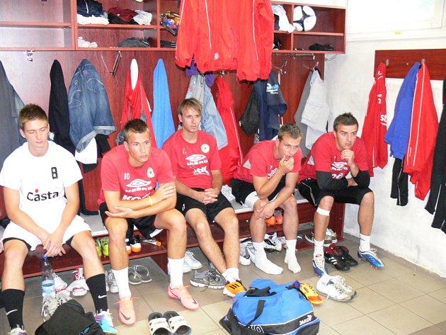 Třetiligoví fotbalisté FC Písek zahájili v úterý přípravu na novou sezonu.