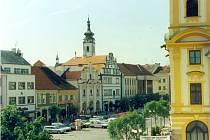 Záměrem města Písku je vybudovat  parkování pod Velkým náměstím.