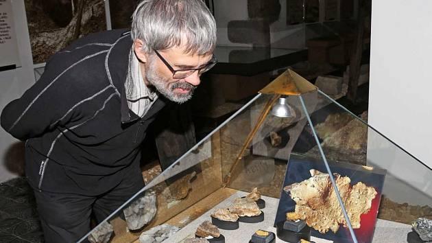 Expozice Zlato v Pootaví.